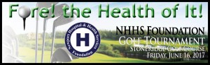 Fore the health of it 2017 golf tournament