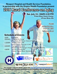 Rural Conference on Aging